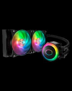 Enfriamiento Liquido Cooler Master | MasterLiquid ML240R RGB AIO CPU
