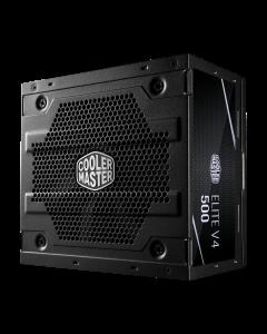 Fuente de Poder Cooler Master Elite 500W - V4 Certificada 80+ White