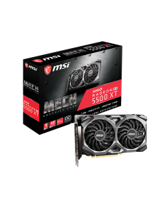 Tarjeta de Video MSI Radeon RX 5500 XT MECH 8G OC