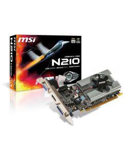Tarjeta de Video MSI GeForce® N210-MD1G/D3 DDR3 64 bits PCI Express x16 2.0