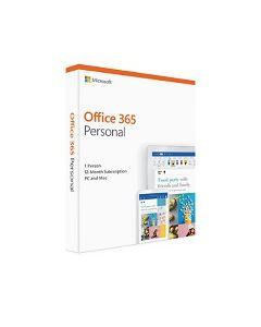 Licencia personal de Microsoft Office 365 - Tarjeta de activación - Windows / MacOS - Español - QQ2-01053
