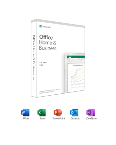 Microsoft Office Home and Business 2019 - caja de embalaje - 1 PC / Mac