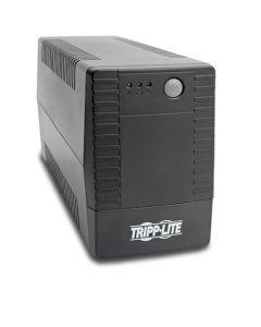 UPS Interactivo, Tomacorrientes C13 (4) - 230V, 650VA, 360W, Diseño Ultra-Compacto