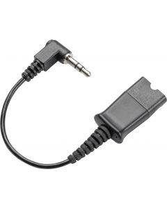 Adaptador Cable Plantronics 3.5mm
