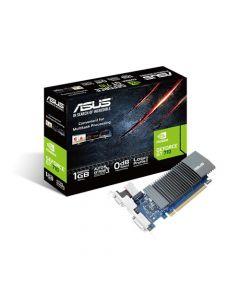 Tarjeta de Video ASUS GeForce GT 710 de 1GB GDDR5 (Disipador, VGA+HDMI+DVI)
