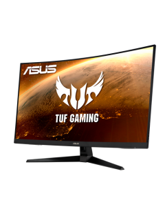 """Monitor Gamer Curvo ASUSTUF 31.5"""" (VA, Full HD, 165Hz, 1ms, HDMI+VGA, FreeSync, Vesa)"""