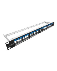 Furukawa - Patch panel modular - 24 puertos