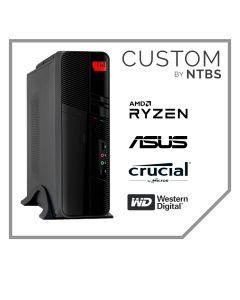 Computador Custom (Ryzen 3 Pro 2200G - Ram 8GB DDR4 - DIsco SSD 240GB - Free DOS)