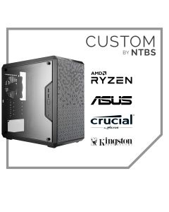 Computador Custom (Ryzen 5 Pro 2400G - Ram 16GB DDR4 - Disco SSD 480GB - Free DOS)