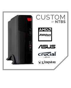 Computador Custom Basic (AMD Athlon 3000 3.5Hz - Ram 8GB DDR4 - Disco SSD 240GB - Free DOS)