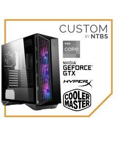 Computador Custom Gamer Pro (i7-11700KF - 16GB -  MSI Geforce GTX 1660 Ventus XS 6GB OC - SSD 480GB -  Enfriamiento Liquido - Free DOS)