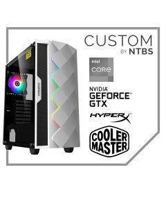 Computador Custom Gamer (i5-11400F - 16GB - MSI GEFORCE GTX 1650 D6 GAMING X - SSD 480GB -  Enfriamiento Liquido - Free DOS)