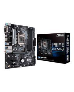 Placa Madre ASUS Prime B365M-A, S-1151, Intel B365, HDMI, 64GB DDR4 para Intel, mATX