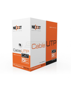 Nexxt Solutions Infrastructure - Bulk cable - UTP - 100 m - Gray