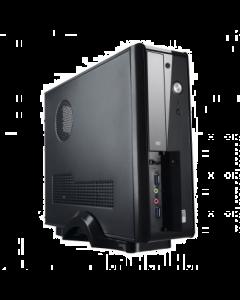 PCTronix 2 Micro torre ATX Todo negro S 607