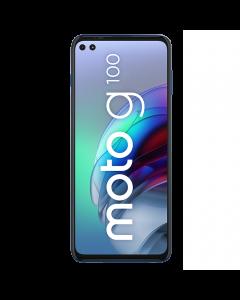 Motorola G100 - Smartphone - Android - Boreal Green - HDMI + Dock