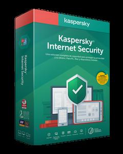 Kaspersky Internet Security - Licencia Base ESD - 5 Dispositivos - 3 Años