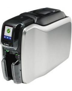 Impresora de Tarjetas Zebra ZC300 - Doble Cara - 300 dpi - Ethernet - USB - 450 Tarjetas/Hora