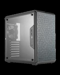 Gabinete Cooler Master MasterBox Q500L con Ventana, Midi-Tower, ATX/Micro-ATX/Mini-ITX, USB 3.0, sin Fuente