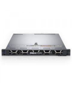 Servidor Dell PowerEdge R640 - 2 Intel Xeon Silver 4208 / 2.1 GHz - 32 GB DDR SRAM - 480 GB HDD