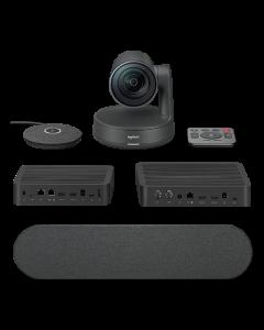 Kit videoconferencia Logitech Rally ConferenceCam Premium Ultra-HD