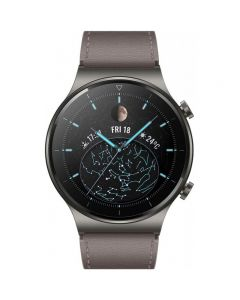 Huawei Watch GT 2 Pro Vidar-B19V - Smart watch - Silver