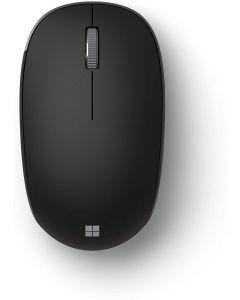 Mouse inalámbrico Microsoft Bluetooth, Bluetooth 5.0, 2,4Ghz, Sensor óptico, Color Negro