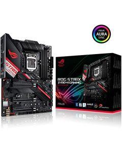 Placa Madre ASUS ROG Strix Z490-H Gaming LGA1200, DP, HDMI, 2x M.2, 12+2 Power Stages, ATX