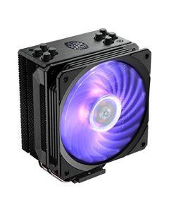 Disipador de Procesador COOLER MASTER HYPER 212 RGB BLACK EDITION