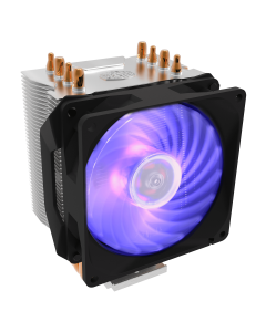 Disipador de Procesador Cooler Master Hyper H410R RGB AMD/Intel