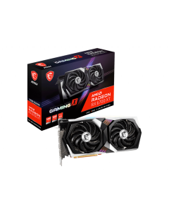 Tarjeta de video MSI AMD Radeon RX 6700 XT Gaming X, 12GB, GDDR6, RGB, 192-Bits, PCI-e 4.0, HDMI