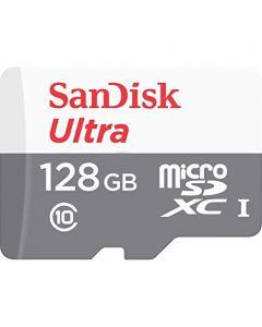 Micro SD 128 GB | microSDXC UHS-I (adaptador microSDXC a SD incluido)