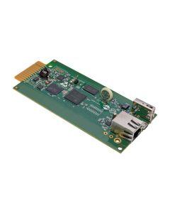 Tripp Lite LX Platform SNMP/Web Interface Module - Remote Cooling Management for Select Models - Adaptador de administración remota - 100Mb LAN - 100Base-TX