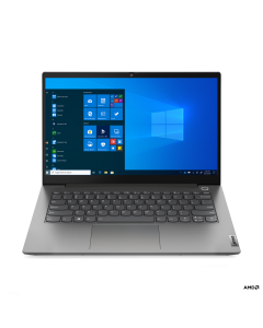 "Notebook Thinkbook 14"" G2 AMD ARE, Ryzen 5 4500U, 8GB RAM, 256GB SSD, Win10 Pro, Garantía 1 año"