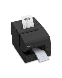 Epson -Impresora de recibos - transferencia térmica / matriz de puntos - USB - Negro