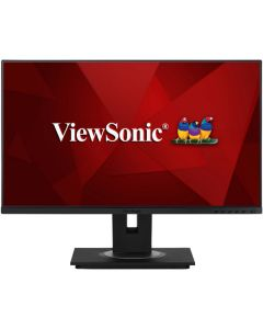 "MONITOR LED 24"" VIEWSONIC VA2405H NEGRO 1920X1080 VGA HDMI"