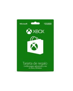 Tarjeta Prepago XBOX Live Chile