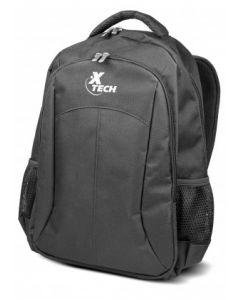 "Xtech - Mochila para notebook 15.6"" - Nylon - Negra"