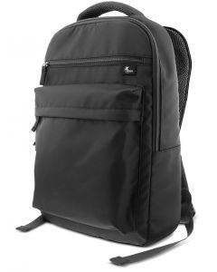 "Mochila moderna negra para laptop de hasta 15,6"" Harker | Xtech - Nylon / Durable polyester"