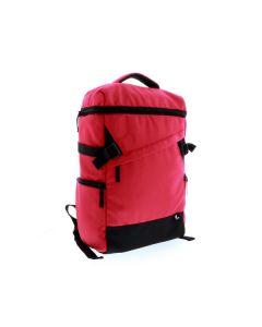 "Mochila Notebook Xtech - 15.6"" - 100D Polyester - rojo / negro - Thacher-XTB-215"