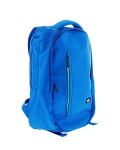 "Xtech - Notebook carrying backpack - 15.6"" - 100D Polyester - Blue - Lovett-XTB-216"