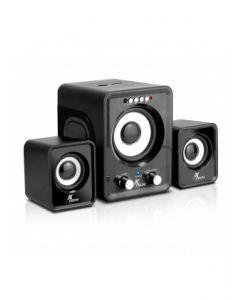 Xtech Partlantes XTS375BK - Negro - 12W/USB/Aux/MicroSD (sin Empaque)