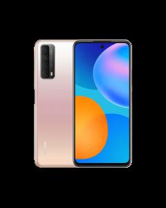 Smartphone Huawei Y7A, Android 10, Dual Sim, 4GB Ram, 64GB Almacenamiento, Color Blush gold