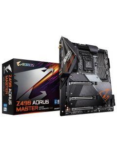 Placa Madre AORUS RGB - Z490 Aorus Master - Motherboard - ATX - LGA1200 - Intel Z490