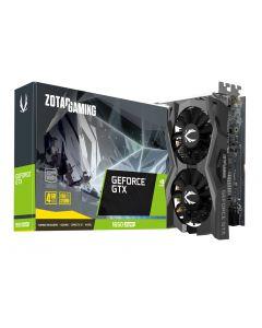 Tarjeta de Video ZOTAC GAMING GeForce GTX 1650 SUPER Twin Fan - 4 GB GDDR6 - PCIe 3.0 x16 - DVI, HDMI, DisplayPort