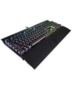 Corsair K70 RGB MK.2 teclado mecanico gamer - CHERRY® MX Red - Ingles