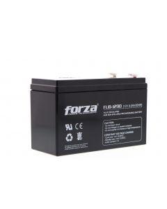 Batería para UPS Forza FUB-1290, Capacidad 9Ah, Voltaje 12V