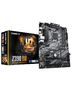 Placa Madre Gigabyte - GA-Z390 UD - ATX - LGA1151 Socket - Intel Z390 - Intel HD Graphics