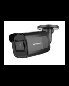 Cámara de vigilancia de red para exteriores Hikvision 6 MP IR Fixed Bullet resistente a la intemperie - color (Día y noche) - 6 MP - 3072 x 2048 - montaje M12 - focal fijado - LAN 10/100 - MJPEG