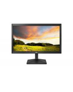 "Monitor LG 20MK400H, TN, Led 19,5"",1366x768, VGA, HDMI, Negro"